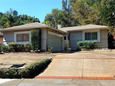 5101 Catalon Avenue, Woodland Hills, CA 91364 - MLS#: SR17229381