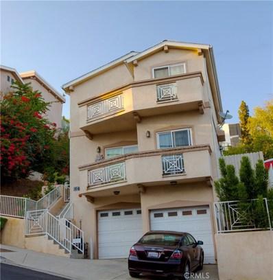 5327 Newtonia Drive, El Sereno, CA 90032 - MLS#: SR17229715