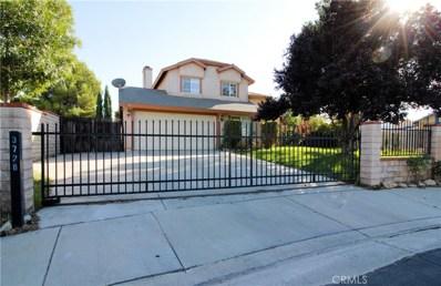 3728 Eclipse Drive, Palmdale, CA 93550 - MLS#: SR17230525