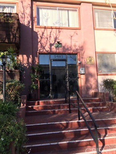 5403 Newcastle Avenue UNIT 60, Encino, CA 91316 - MLS#: SR17230662