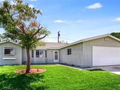 520 E Newgrove Street, Lancaster, CA 93535 - MLS#: SR17231105