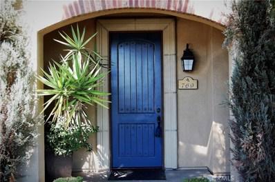 769 S Melrose Street, Anaheim, CA 92805 - MLS#: SR17231165