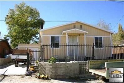 721 Pasadena, Frazier Park, CA 93225 - MLS#: SR17232053