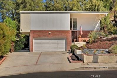 21807 Lopez Street, Woodland Hills, CA 91364 - MLS#: SR17233270
