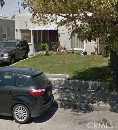 2655 Independence Avenue, Huntington Park, CA 90255 - MLS#: SR17233872