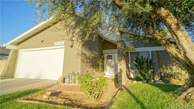 25324 Via Dona Christa, Valencia, CA 91355 - MLS#: SR17234299