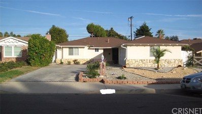 8540 Calvin Avenue, Northridge, CA 91324 - MLS#: SR17234622