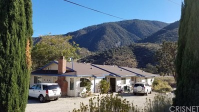 3124 Mt Pinos Way, Frazier Park, CA 93243 - MLS#: SR17235677