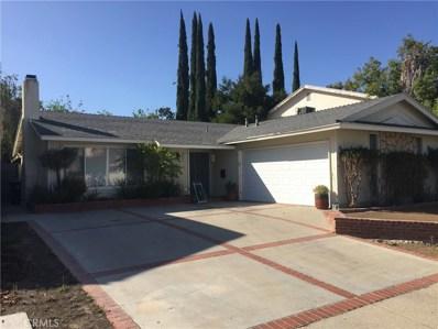 5661 Medeabrook Place, Agoura Hills, CA 91301 - MLS#: SR17235684
