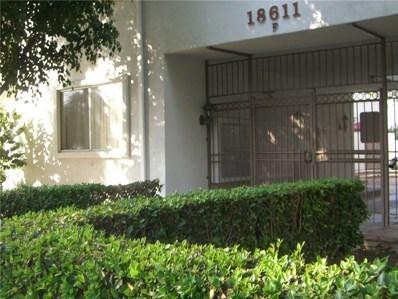 18611 Collins Street UNIT E18, Tarzana, CA 91356 - MLS#: SR17236663