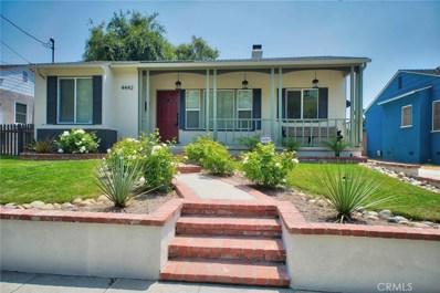4442 Bakman Avenue, Studio City, CA 91602 - MLS#: SR17237264