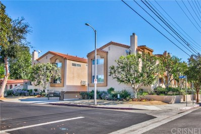 14351 Magnolia Boulevard UNIT 1, Sherman Oaks, CA 91423 - MLS#: SR17237481