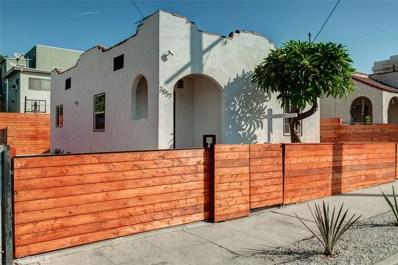3857 Clinton Street, Los Angeles, CA 90004 - MLS#: SR17237622