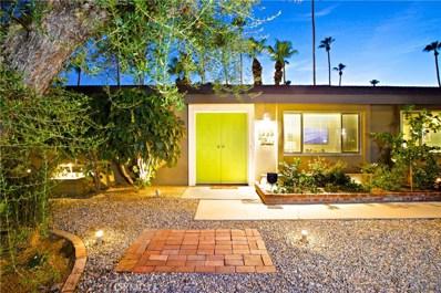 1335 S San Joaquin Drive, Palm Springs, CA 92264 - MLS#: SR17238017