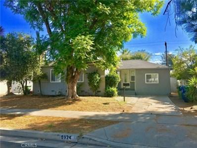 5924 White Oak Avenue, Encino, CA 91316 - MLS#: SR17238287