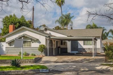 15447 Covello Street, Van Nuys, CA 91406 - MLS#: SR17238482