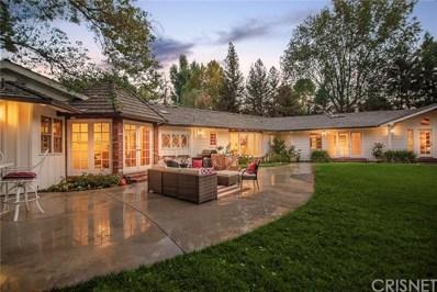 23341 OSTRONIC Drive, Woodland Hills, CA 91367 - MLS#: SR17238872