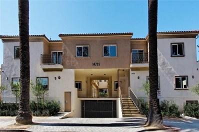 14735 Friar Street UNIT 102, Van Nuys, CA 91411 - MLS#: SR17240976