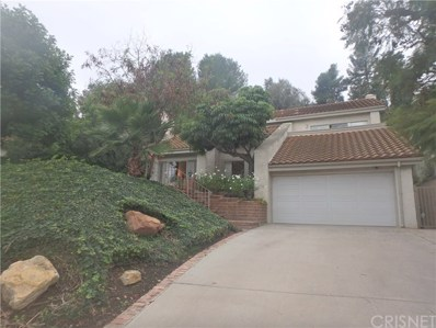 2983 Tiffany Circle, Los Angeles, CA 90077 - MLS#: SR17242066