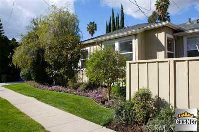 14407 Weddington Street, Sherman Oaks, CA 91401 - MLS#: SR17242734