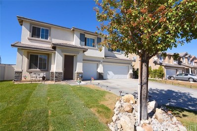 37309 Siderno Drive, Palmdale, CA 93552 - MLS#: SR17243373