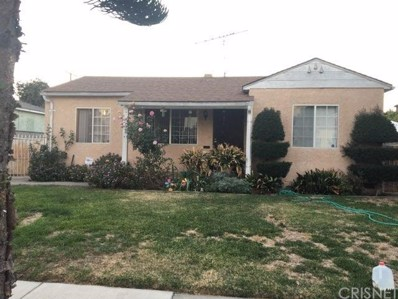 10011 San Vincente Avenue, South Gate, CA 90280 - MLS#: SR17243594