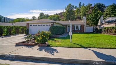31551 Hipshot Drive, Castaic, CA 91384 - MLS#: SR17243718