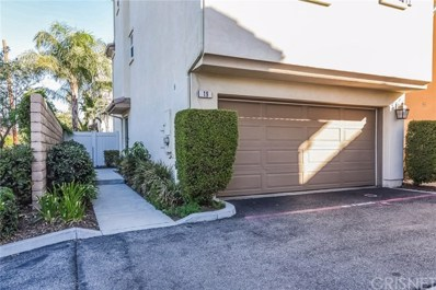 6840 De Celis Place UNIT 19, Lake Balboa, CA 91406 - MLS#: SR17244065