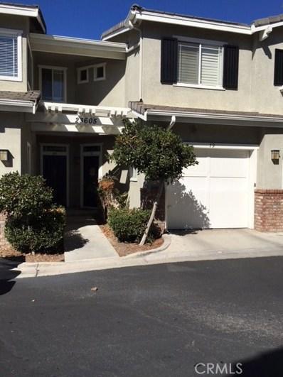 23605 Muir Trail UNIT 79, Valencia, CA 91354 - MLS#: SR17245648