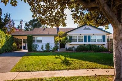 19562 Calvert Street, Tarzana, CA 91335 - MLS#: SR17245668