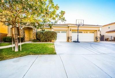 43711 Elena Street, Lancaster, CA 93536 - MLS#: SR17245913