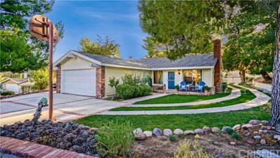 14617 Rosecourt Drive, Canyon Country, CA 91387 - MLS#: SR17246227