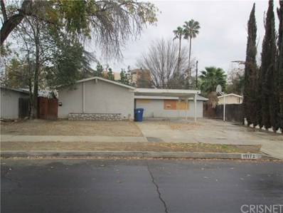 11172 Orion Avenue, Mission Hills (San Fernando), CA 91345 - MLS#: SR17246681