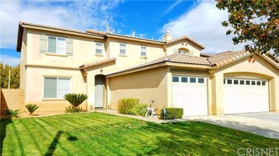 6027 Starview Drive, Lancaster, CA 93536 - MLS#: SR17247428