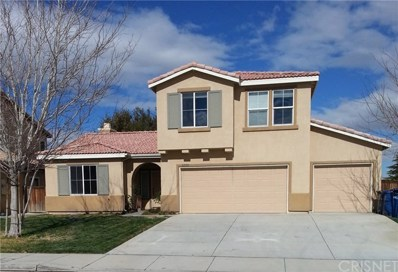 3759 Jacarte Avenue, Palmdale, CA 93550 - MLS#: SR17247879