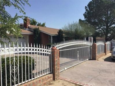 15857 Lanfair Avenue, Lake Los Angeles, CA 93535 - MLS#: SR17248385