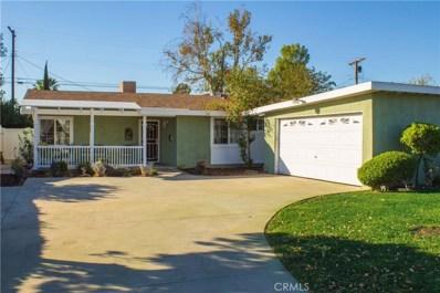 16500 Tulsa Street, Granada Hills, CA 91344 - MLS#: SR17248389