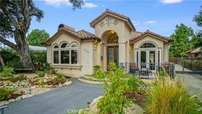1160 N Arroyo Boulevard, Pasadena, CA 91103 - MLS#: SR17248689