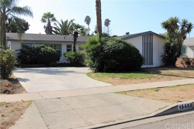 15652 Celtic Street, Granada Hills, CA 91344 - MLS#: SR17248748