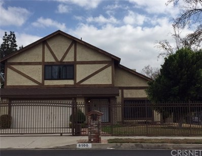 8100 Oso Avenue, Winnetka, CA 91306 - MLS#: SR17249680