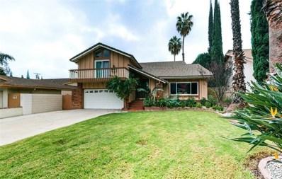 17430 Hiawatha Street, Granada Hills, CA 91344 - MLS#: SR17249749