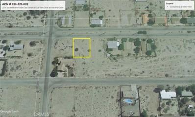 1 Club View Drive, Mecca, CA 92254 - MLS#: SR17250776