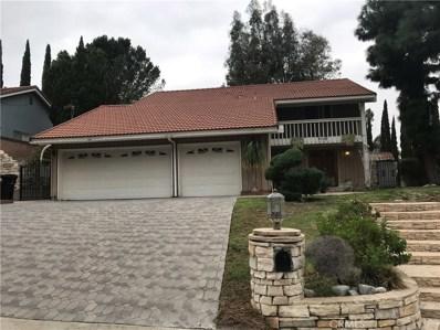 11559 Viking Avenue, Porter Ranch, CA 91326 - MLS#: SR17251417