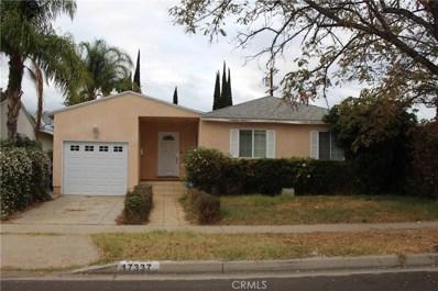 17337 Hatteras Street, Encino, CA 91316 - MLS#: SR17251474