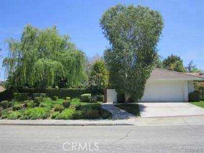 25934 Versailles Avenue, Valencia, CA 91355 - MLS#: SR17251496