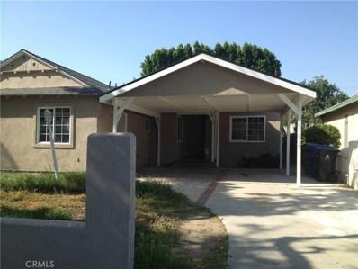 18705 Cohasset Street, Reseda, CA 91335 - MLS#: SR17252502