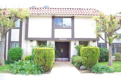 20954 Parthenia Street UNIT 20, Canoga Park, CA 91304 - MLS#: SR17252734
