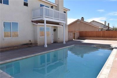 4327 Penca Avenue, Palmdale, CA 93552 - MLS#: SR17253338