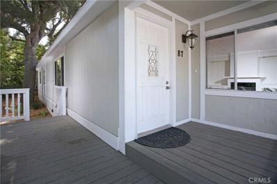 87 Sherwood Drive, Westlake Village, CA 91361 - MLS#: SR17253651