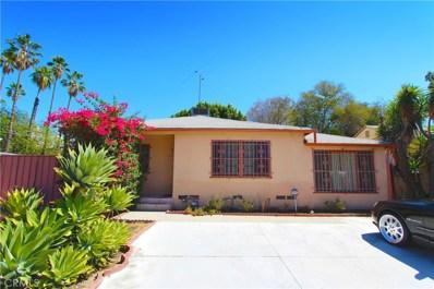 7126 Alcove Avenue, North Hollywood, CA 91605 - MLS#: SR17254044